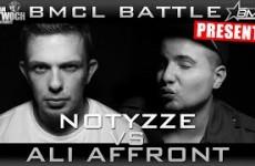 BMCL Notyzze vs Ali Affront (16.09.2015) neu