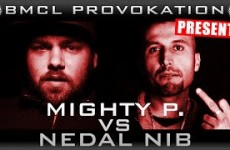 BMCL Provokation Mighty P. vs Nedal Nib
