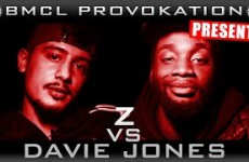 BMCL Provokation Z vs Davie Jones