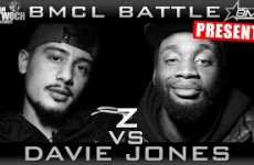 BMCL Z vs Davie Jones (02.09.2015)