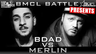 BMCL Bdad vs Merlin (21.10.2015)
