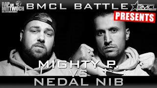 BMCL Mighty P. vs Nedal Nib (07.10.2015)