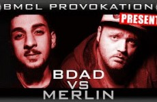 BMCL Provokation - Bdad vs Merlin
