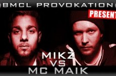 BMCL Provokation - Mikz vs MC Maik