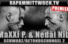 Maxxi P. & Nedal Nib - Schwarz - Betondschungel Part 2