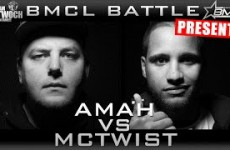 BMCL Amah vs McTwist