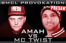 BMCL Provokation Amah vs McTwist