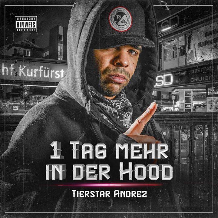 Tierstar - 1 Tag Mehr in der Hood (Cover)