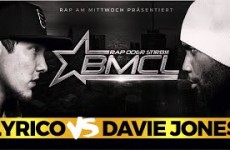 BMCL Lyrico vs Davie Jones (16.12.2015)