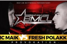 BMCL Provokation MC Maik vs Fresh Polakke