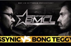 BMCL Ssnic vs Bong Teggy 06.01.2016