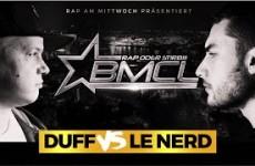 BMCL Duff vs Le Nerd 17.02.2016