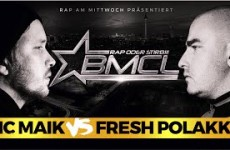 BMCL MC Maik vs Fresh Polakke