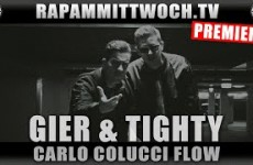 Gier feat. Tighty - CCF (Carlo Colucci Flow)