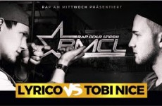 BMCL Lyrico vs Tobi Nice (16.03.2016)