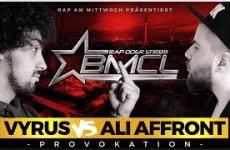 BMCL Provokation Vyrus vs Ali Affront