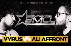 BMCL - Vyrus vs Ali Affront (06.04.2016)