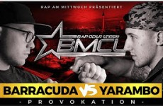 BMCL Provokation Barracuda vs Yarambo