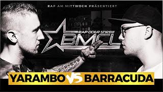 BMCL - Yarambo vs Barracuda (18.05.2016)