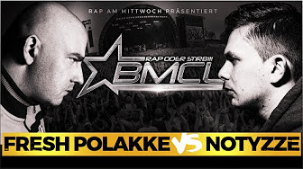 BMCL - Fresh Polakke vs Notyzze (Openair Frauenfeld)