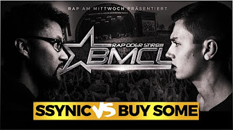 BMCL - Ssynic vs Buy Some (Openair Frauenfeld)