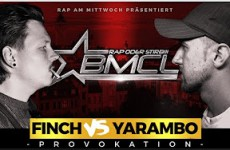 BMCL Provokation - Finch vs Yarambo