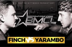 BMCL Finch vs Yarambo (21.09.2016)