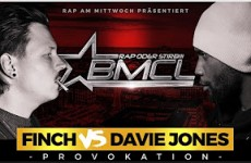 BMCL Provokation Finch vs Davie Jones
