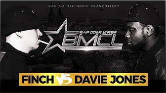 BMCL Finch vs Davie Jones (15.02.2017)