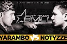 BMCL YARAMBO vs. NOTYZZE (19.04.2017)