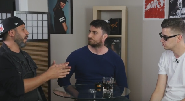 Ben Salomo und Tighty diskutieren