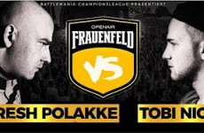 BMCL TOBI NICE vs FRESH POLAKKE (Frauenfeld)