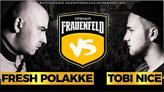 BMCL TOBI NICE vs FRESH POLAKKE (Frauenfeld)
