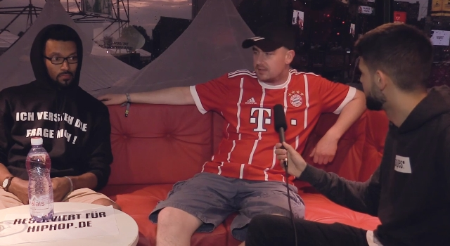 Ssynic und Fresh Polakke im Interview