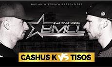 BMCL Cashus K vs Tisos (07.10.2017)