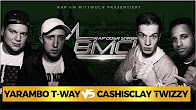 BMCL Yarambo + T-Way vs Cashisclay + Twizzy