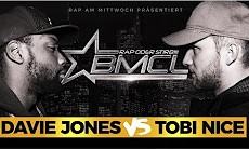 BMCL Davie Jones vs Tobi Nice