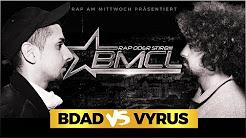 BMCL Bdad vs Vyrus