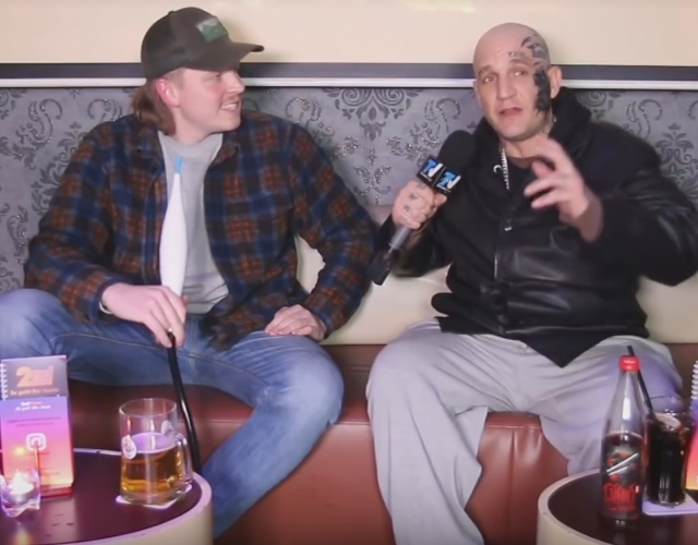 Finch Asozial im Interview mit MC Bogy