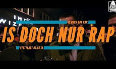 Is doch nur Rap - Dizzeption & Dragonfly vs. Tierstar & Mighty P.